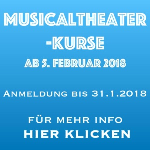 Musical Theater Kurs