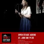 Open Stange Abend im VoiceCottage