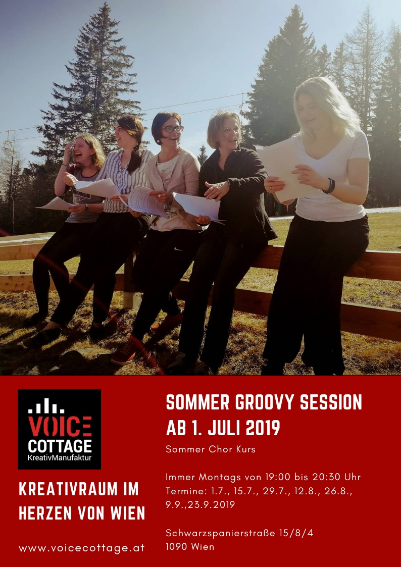 Sommer Groovy Session