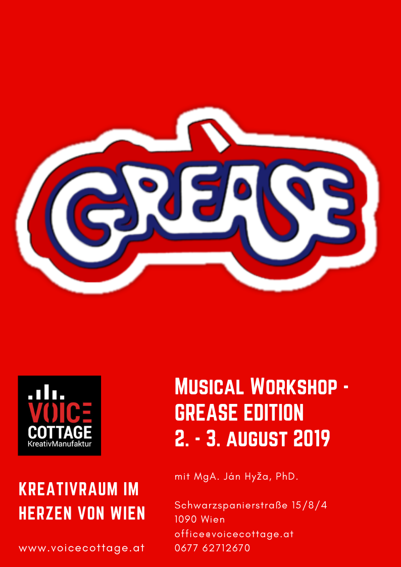 Musical Workshop - Grease Edition