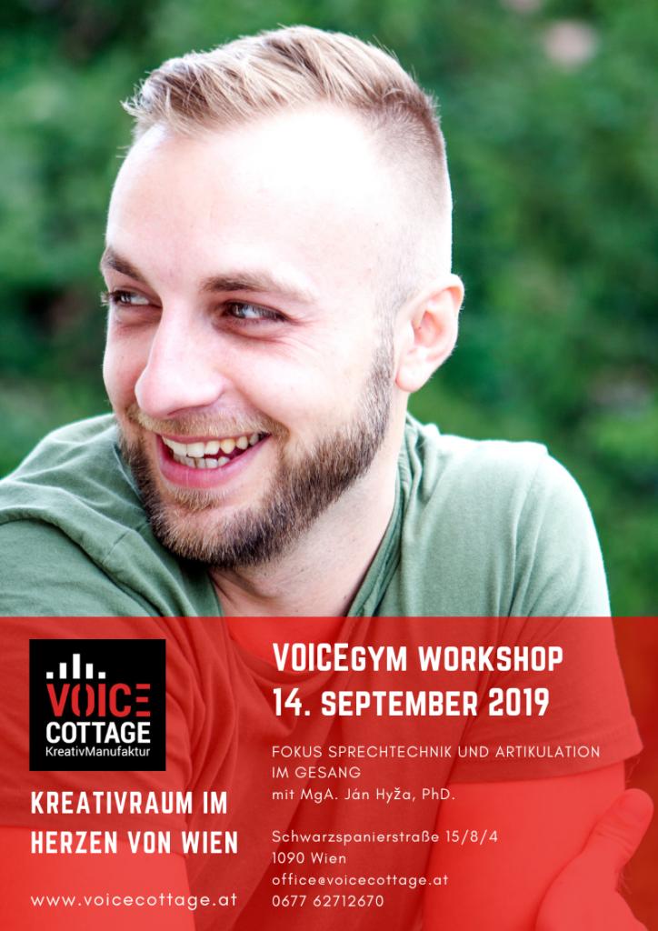 GYMvoice Workshop