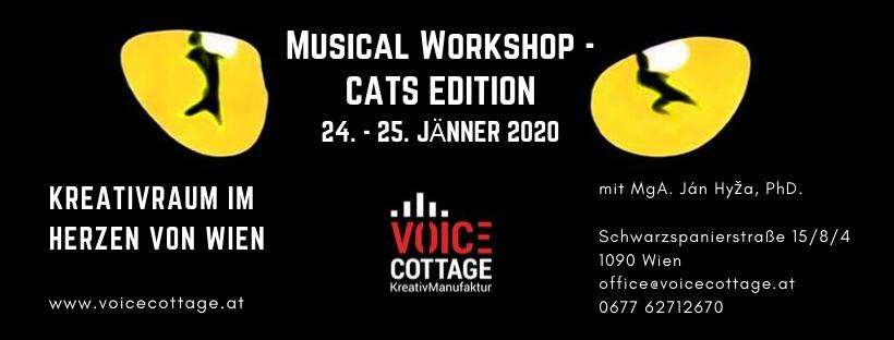 Musical Workshop Wien Cats