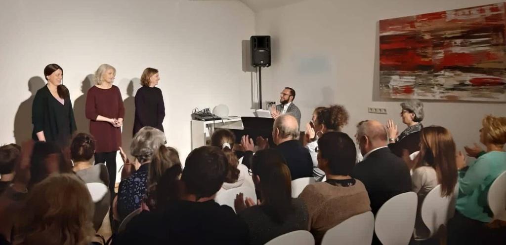 Musical Gesang im Konzert